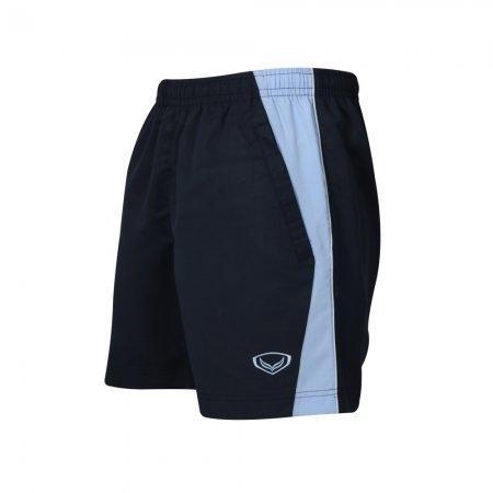 กางเกงขาสั้นแกรนด์สปอร์ต (สีกรม) รหัสสินค้า : 002188