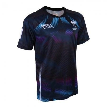 RoV Sport Jersey-AIC Thailand Limited Edition : 011463 (สีดำ)