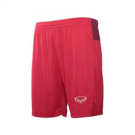 แกรนด์สปอร์ตกางเกงฟุตบอล (สีแดง) รหัส:001446