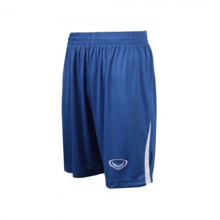 กางเกงฟุตบอลตัดต่อ แกรนด์สปอร์ต (สีน้ำเงิน) รหัส : 001527