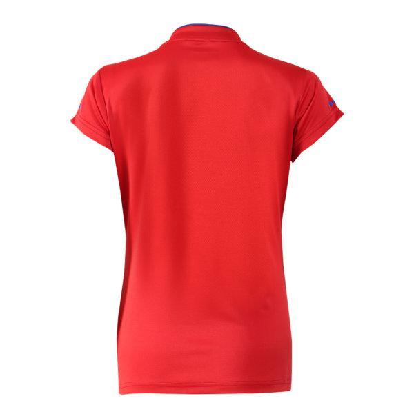 แกรนด์สปอร์ต เสื้อวอลเลย์บอลหญิงทีมชาติ 2019 รหัส:014281 (สีแดง)
