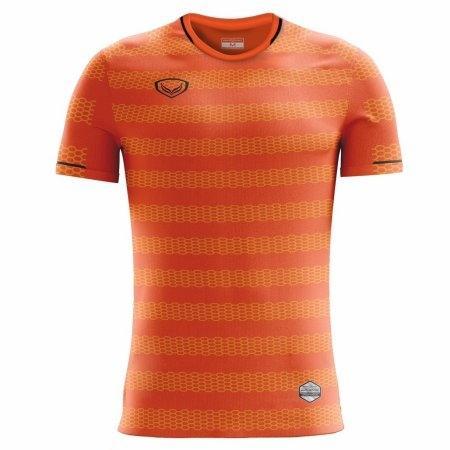 เสื้อฟุตบอลแกรนด์สปอร์ต (สีส้ม) รหัส :011462