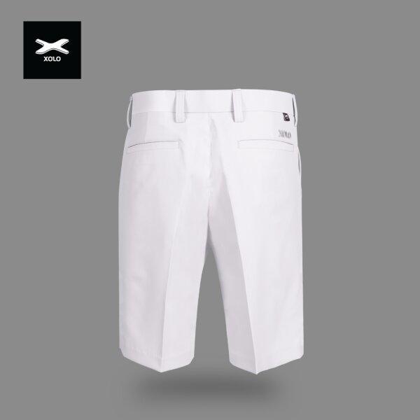 XOLO GOLF SHORTS Ultra- lighteweight (White) Code :039008
