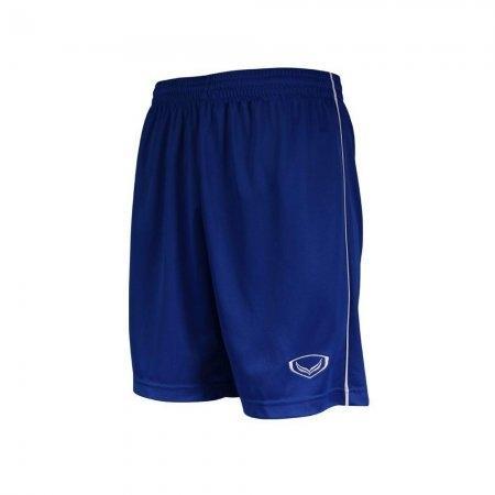 กางเกงขาสั้น กีฬาฟุตบอล รหัส: 037282 (น้ำเงิน-ขาว)