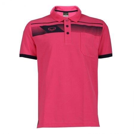 แกรนด์สปอร์ตเสื้อคอปกชาย (สีบานเย็น) รหัส :012497
