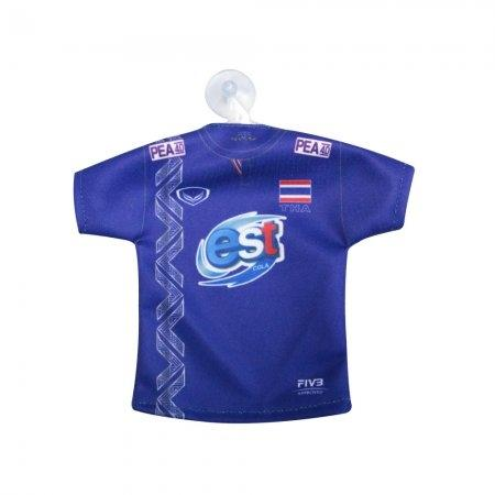 เสื้อวอลเลย์บอลจิ๋วที่ระลึก(สีน้ำเงิน) รหัส :014001