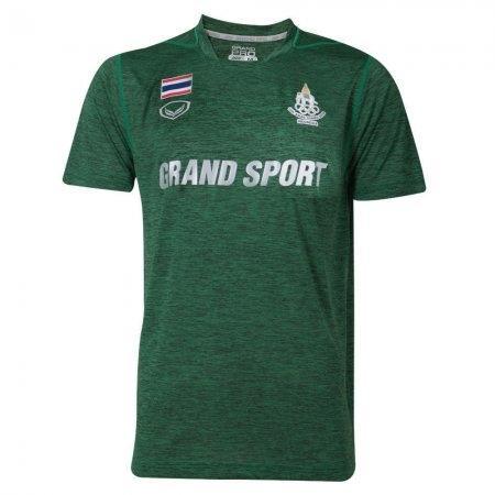 เสื้อซ้อม เอเชียนเกมส์ 2018(สีเขียว) รหัส:038298