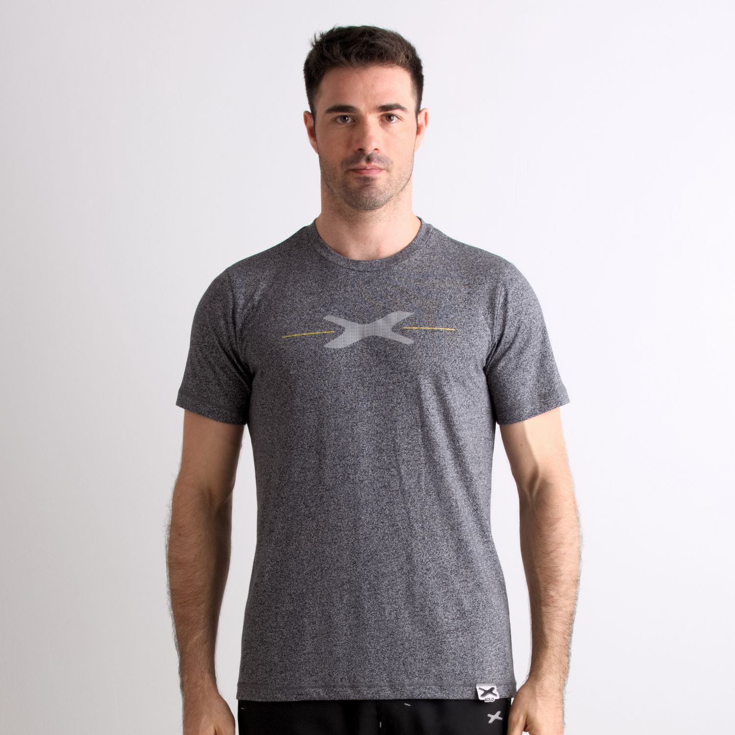 XOLO X CASUAL T-SHIRT  /   Code:040005  (Grey)