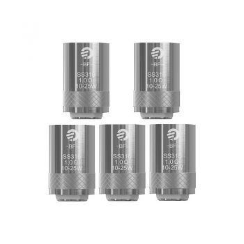Authentic Joyetech BF SS316 1.0 ohm coil head