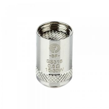 Authentic Joyetech BF SS316 0.5 ohm coil head