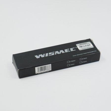 Authentic Wismec WS01 Triple 0.2ohm coil for Amor NS Plus, Amor NS Pro, Amor NS, ELABO SW, ELABO Mini, ELABO, Reux Mini, Amor Mini