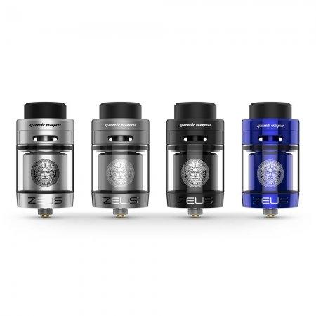 Authentic Geekvape Zeus Dual RTA 4ml
