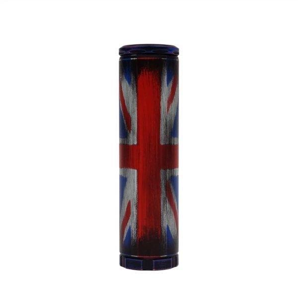 บุหรี่ไฟฟ้า RONIN MODS X2 U.K. Flag 21/20700/18650
