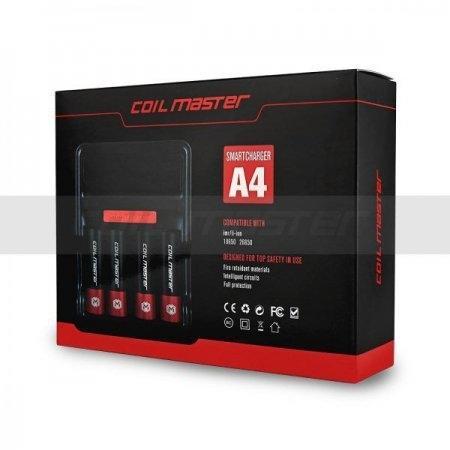 รางชาร์จ Coil Master A4
