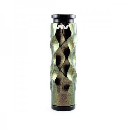 AV Gyre Dimple Color Shift Mili Green Full Mod Aluminum