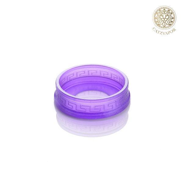 แหวนรองอะตอมบุหรี่ไฟฟ้า PURPLE BEAUTY RING 24mm