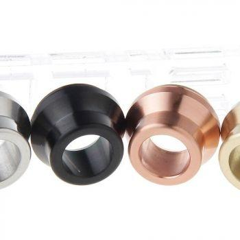 Summit Wide Bore Drip Tip 22mm