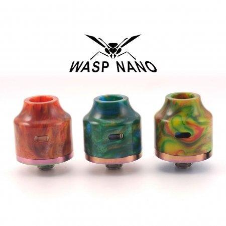 อะตอมบุหรี่ไฟฟ้า WASP NANO 22MM (RESIN)