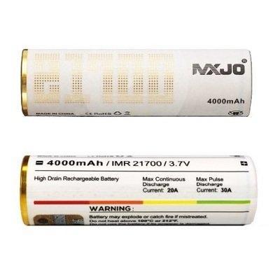 ถ่านบุหรี่ไฟฟ้า MXJO 21700 4000mAh Battery
