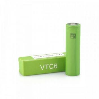 ถ่านบุหรี่ไฟฟ้า SONY VTC6