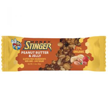Peanut Butter & Jelly Snack Bar