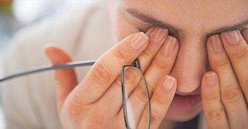 ดวงตาเริ่มมีปัญหาเพราะอะไร?