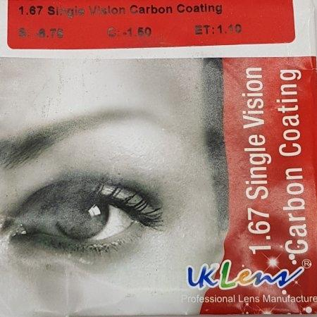 UK Carbon Coating 1.67A