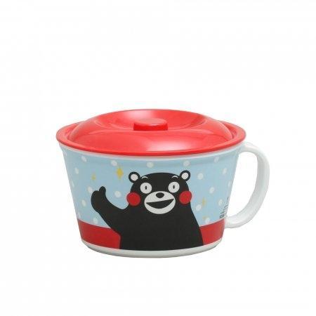 KUMAMON Bowl with Lid | ถ้วยมีหู พร้อมฝาปิด