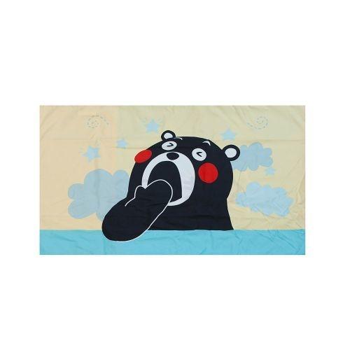 ชุดผ้าปูที่นอน ผ้าไมโครไฟเบอร์ ขนาด 3.5 ฟุต