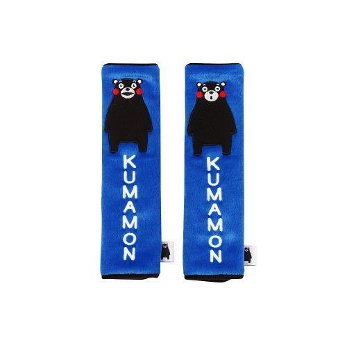 KUMAMON Car Seat Belt Cover | ที่หุ้มเข็มขัดในรถยนต์