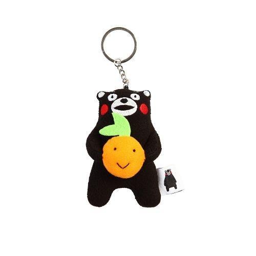 "KUMAMON Plush Key Chain 3.5"" | พวงกุญแจขนาด 3.5"""