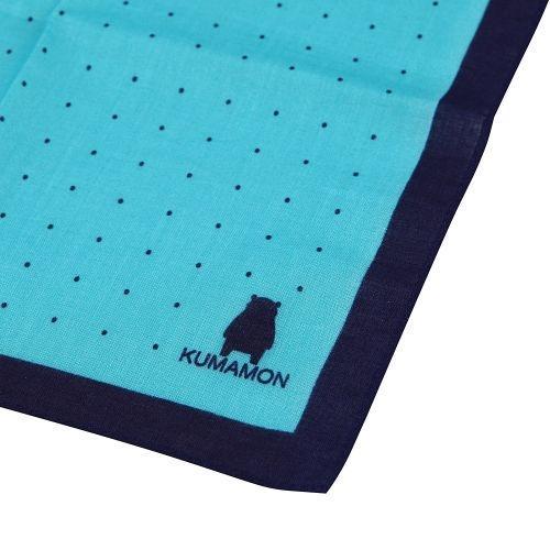 KUMAMON Cotton Handkerchief | ผ้าเช็ดหน้าคอตตอน