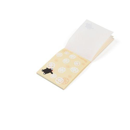KUMAMON Note Pad Set 3 pcs | สมุดฉีกชุด 3 เล่ม