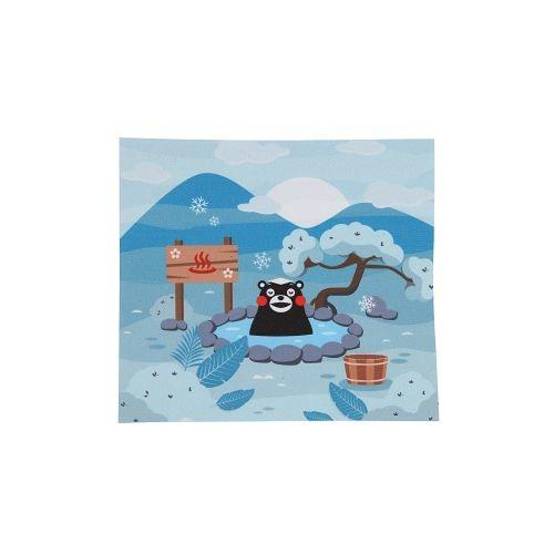 KUMAMON Screen Cleaner Fabric | ผ้าเช็ดหน้าจอ