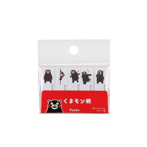 KUMAMON Sticky Note | กระดาษโน้ตแบบมีกาวในตัว