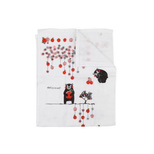 KUMAMON Japanese Hand Towel | ผ้าเช็ดมือ สไตล์ญี่ปุ่น