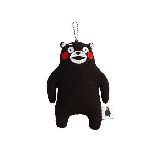 "KUMAMON Key Chain Plush 5"" | พวงกุญแจขนาด 5"""