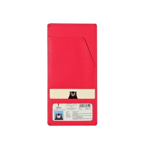 KUMAMON Travel Document Case | ซองใส่เอกสารการเดินทาง