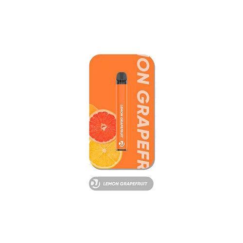 Vaplucky DJ  - Lemon Grape Fruit Disposable Nic 2% 1500Puffs