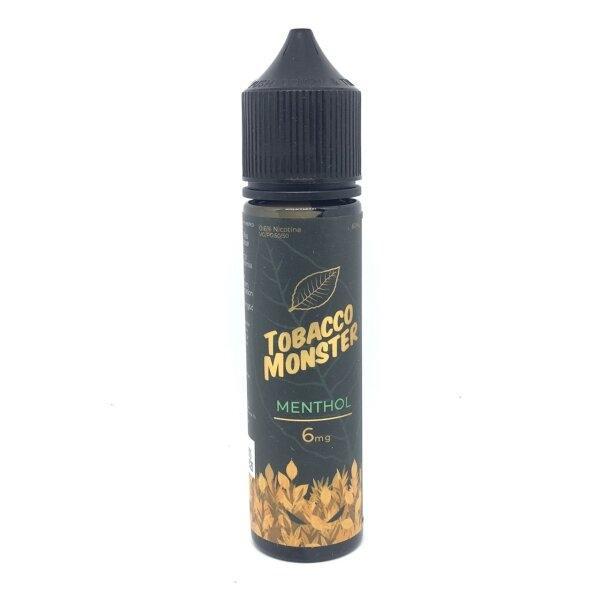 Tobacco Monster Menthol Nic.6 PG50/Vg50 60 Ml.