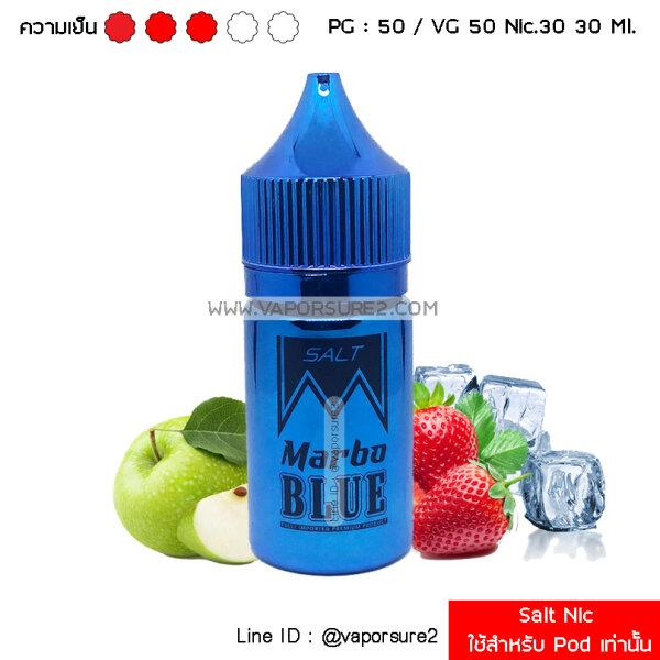 Salt Nic - Marboro Blue Nic 30 50PG/50VG 30 Ml.
