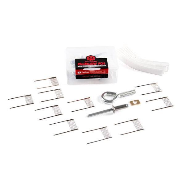 Coil Master ReBuild Kit For PnP-VM5 0.2 ohm