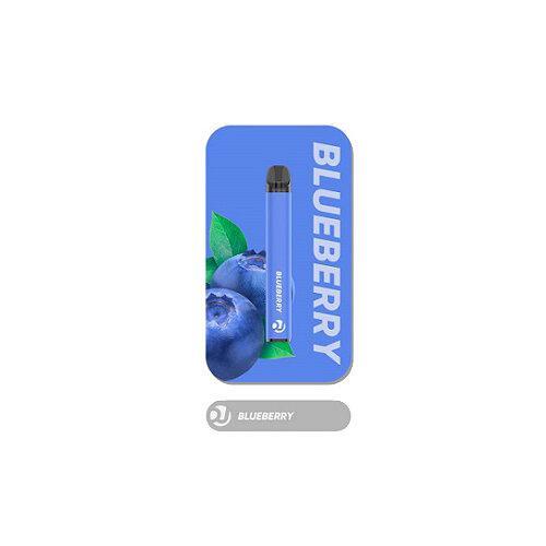 Vaplucky DJ  - Blueberry Disposable Nic 2% 1500Puffs