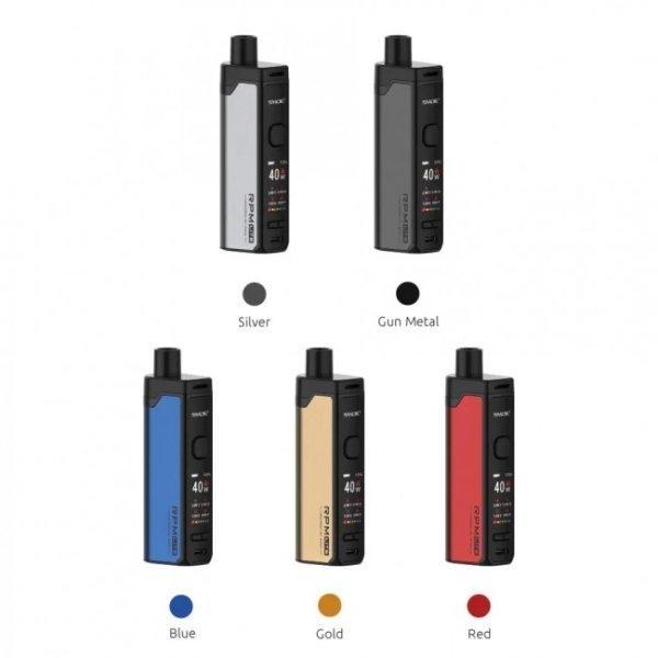 SMOK RPM Lite Pod Mod Kit 1250mAh
