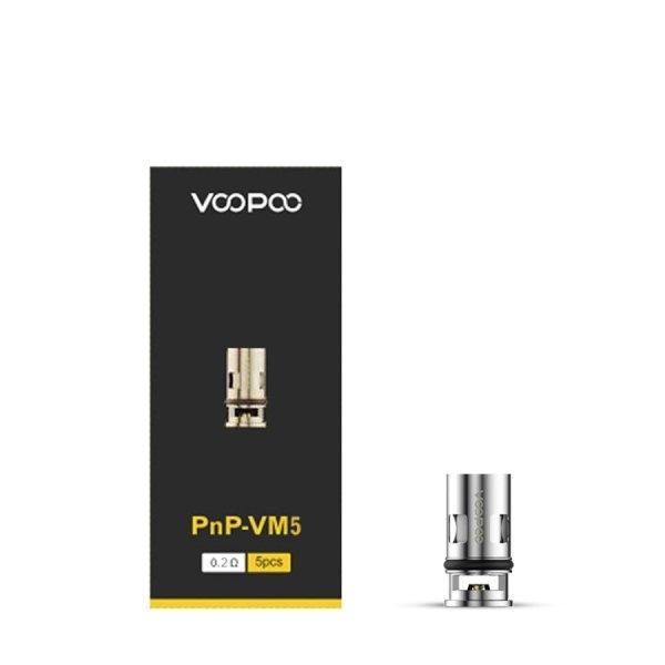 Voopoo PNP-VM5 Mesh Coil 0.2 OHM (ราคาต่อ 1 ตัว)