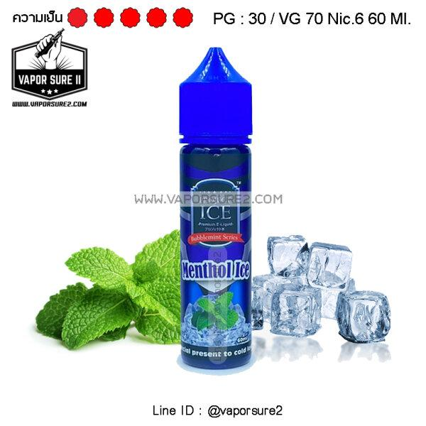 PROJECT ICE Menthol ICE Nic.6 30PG/70VG 60 Ml.