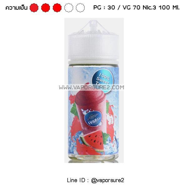 เย็น - แตงโมปั่น Freezy Nic.3 100 Ml. PG30/VG70