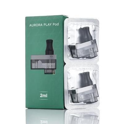 Pod For Vaporesso Aurora Play Refillable Pod (ราคาต่อ 1 ชิ้น)