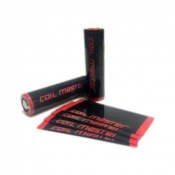 18650 battery Wraps Coil Master
