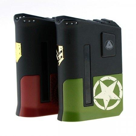 Limitless Mod Co Arms Race V2 220W TC Box Mod